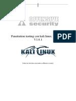 Offensive security, Prueba de penetración con kali linux (Español, traducido por Hex4w0rd).pdf