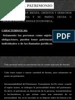 Bienes, derecho civil nicaraguense