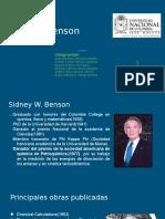 Método de Benson(1)