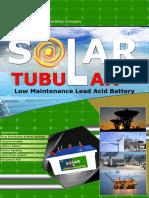 Solar Tubular