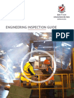 Engineering Inspections Guide PUWER Inspections LOLER COSHH and More