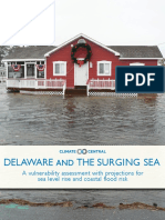 A Vulnerability Assessment With Projections for Sea Level Rise and Coastal Flood Risk