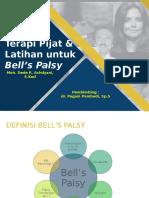 Terapi Pijat dan Latihan untuk Bells Palsy
