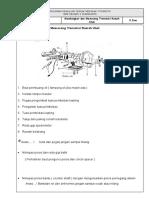 Job Sheet Pemeriksaan Komponen Transmisi