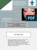 Lupus Eritematoso Sistemico DERMA