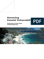 Assessing Coastal Vulnerability Developing a Global Index for Measuring Risk