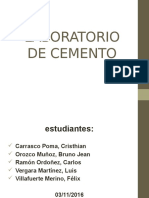 Lab Cemento 04.11.16