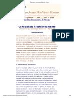 Descartes e a Psicologia Da Dúvida-- Parte II