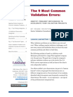 9 Common Validation Errors - EduQuest Advisory[1]