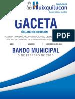 Bando Municipal Digital