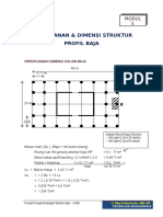 PEMBEBANAN-DAN-DIMENSI-STRUKTUR-PROFIL-BAJA.doc
