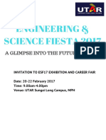 Engineering Science Fiesta 2017