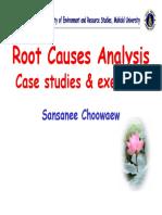 Root Cause Analysis Wetland Degradation Presentation