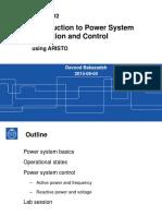 L2 EH2741 Power System Basics