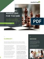 Strategic Marketing for the SME
