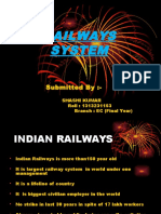 Railway System Ppt