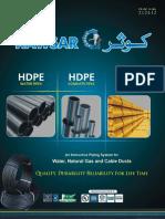 3.HDPE Pipes Catalogue