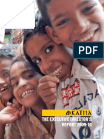 Katha Executive Director's Report 2009-10