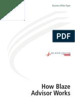 HNC Fair Isaac Blaze Advisor White Paper How To