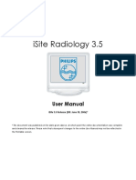 Isiteradiology 3.5 Manual