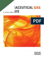Pharmaceutical Gas Analysis Services
