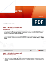 Feature Summary CAC