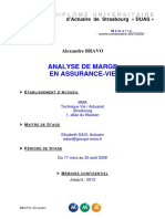 Analyse de Marge