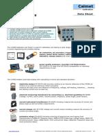C300B Three Phase Power Calibrator Data Sheet En