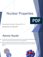 02 Nuclear Properties