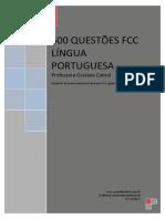 500 Questões FCC - Portugues - Grasiela Cabral
