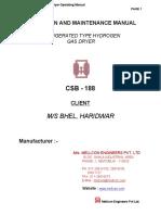 CSB 188 Manual