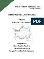 práctica-2 limnologia