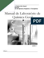Manual Prat. q. Geral 2016.1 (Modelo Antigo)