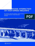 Bridges for High Sd Railways | Structural Steel | Bridge on