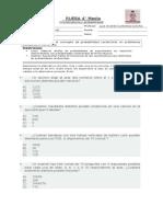 PRUEBA 4°HC permutaciones y combinatoria