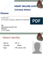 Congestive Heart Failure (Chf) Nyha III