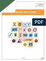 PANNEAUX ROUTIERES++
