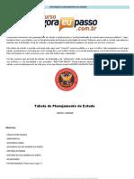 PDF_Plano de Estudos - CBMRN - Soldado