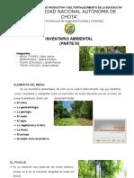 DIAP. III - PARTE-Inventario Ambiental