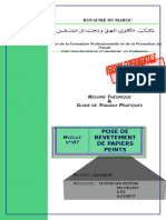 M07-Pose Rev↑tement Papiers Peints-BTP-TPDB.doc