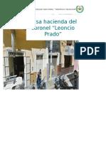 Casa de Ignacio Prado