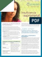 FS APD Adrenal Insufficiency ES