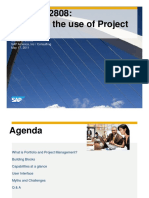 2808 Ppm and the Use of Project Systems Integration-1