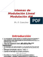 Clase13 Sistemas de Modulación Lineal