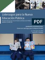 PPT Seminario Liderazgo NEP 2 y 4 de Agosto