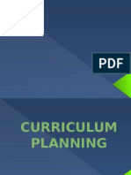 BURSON, JHUNRIEL ( Curricullum Planning)