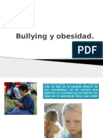 Bullying y Obesidad