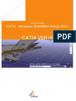 CATIA - Aerospace Sheet Metal Design (ASL)_2