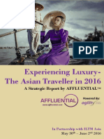 ILTM Report - Experiencing Luxury - The Asian Traveler in 2016 (2)