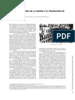 Memoria e historia de la guerra y el franquismo en la Axarquia
